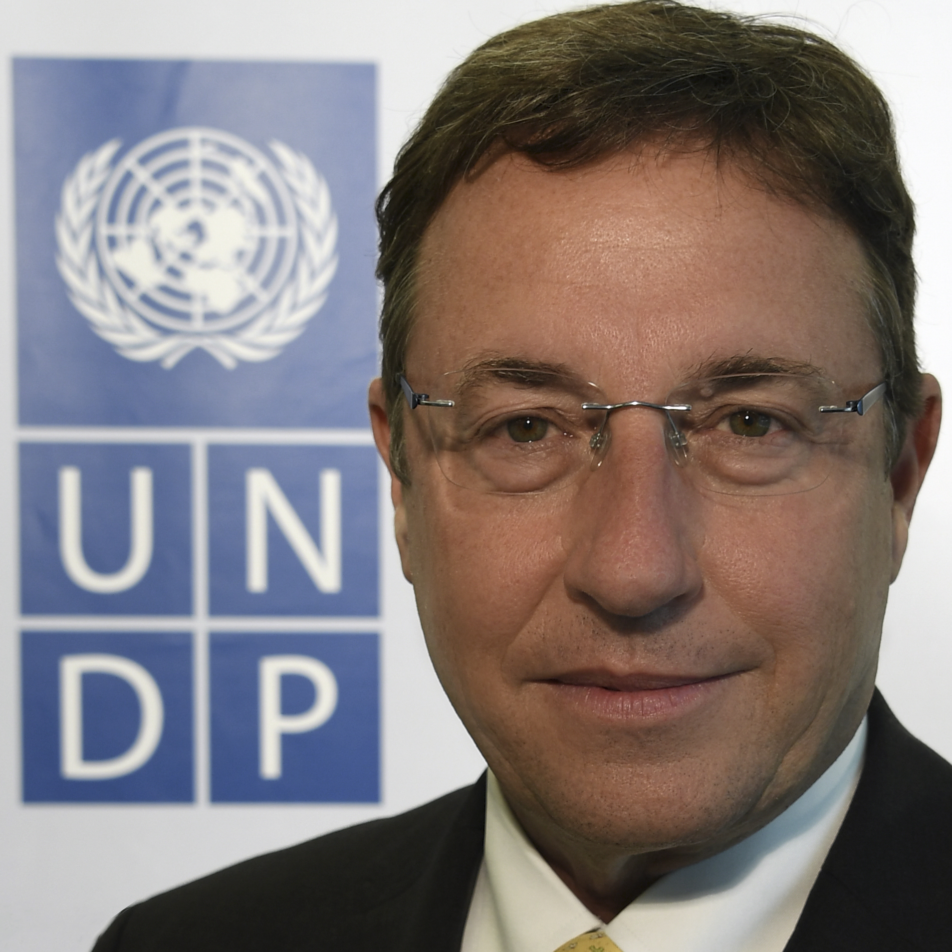 Photo of Achim Steiner, UNDP Administrator